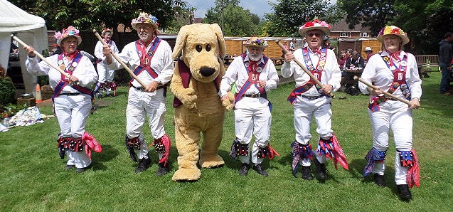 Wickham Morris Dancing